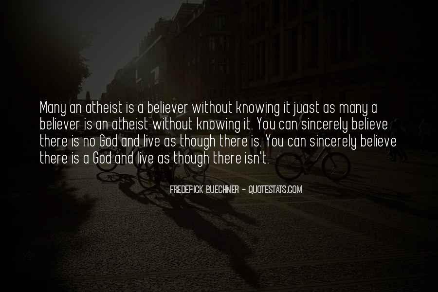 Believer Quotes #64580