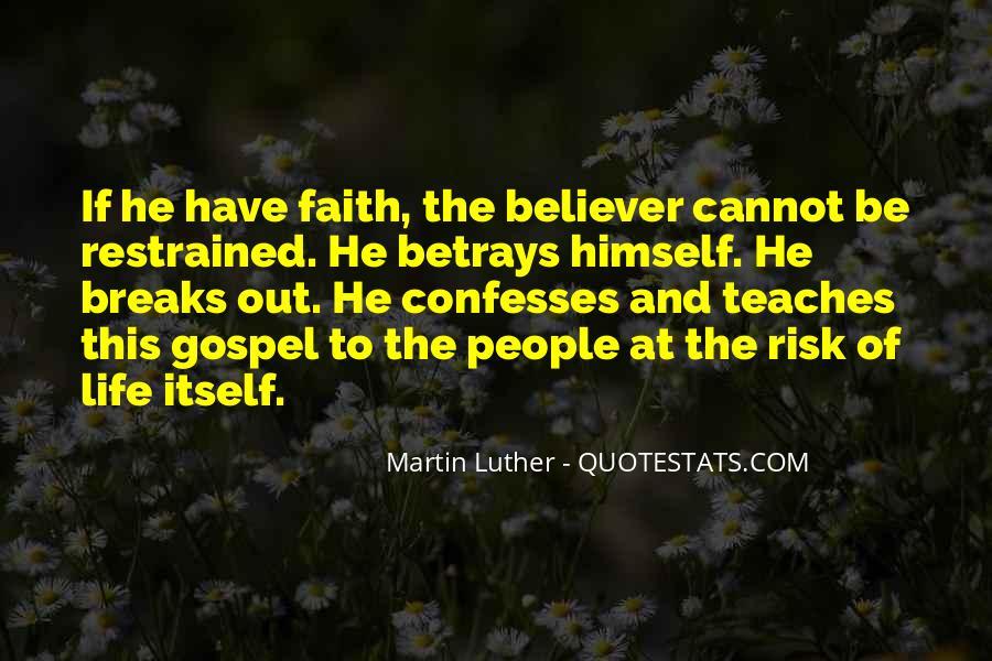 Believer Quotes #69783