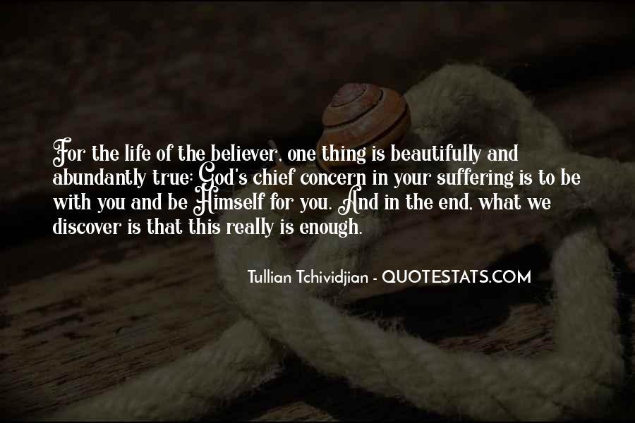 Believer Quotes #8128