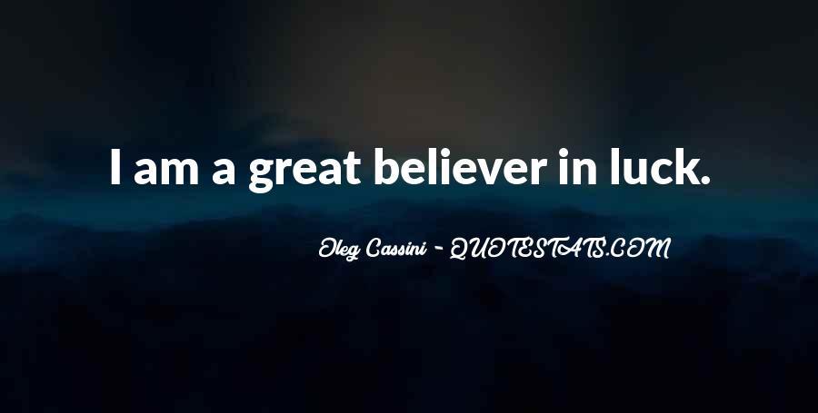 Believer Quotes #95766