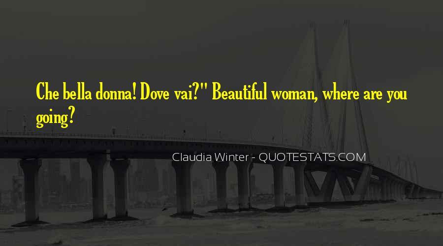 Bella Donna Quotes #963198