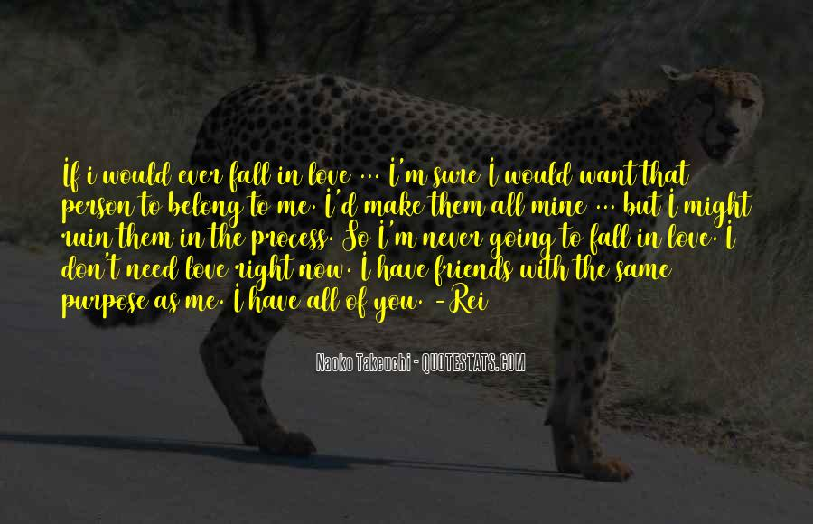 Belong To Me Quotes #109296