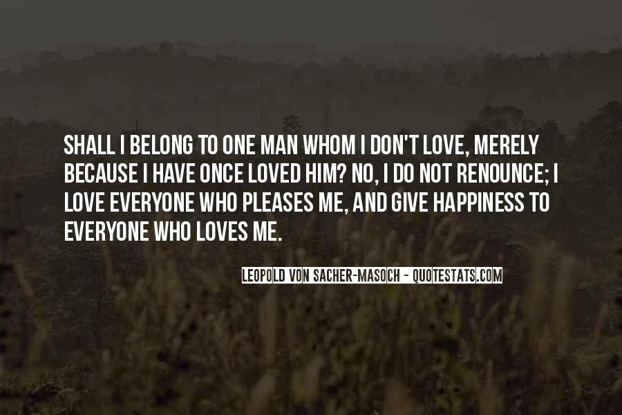 Belong To Me Quotes #162279