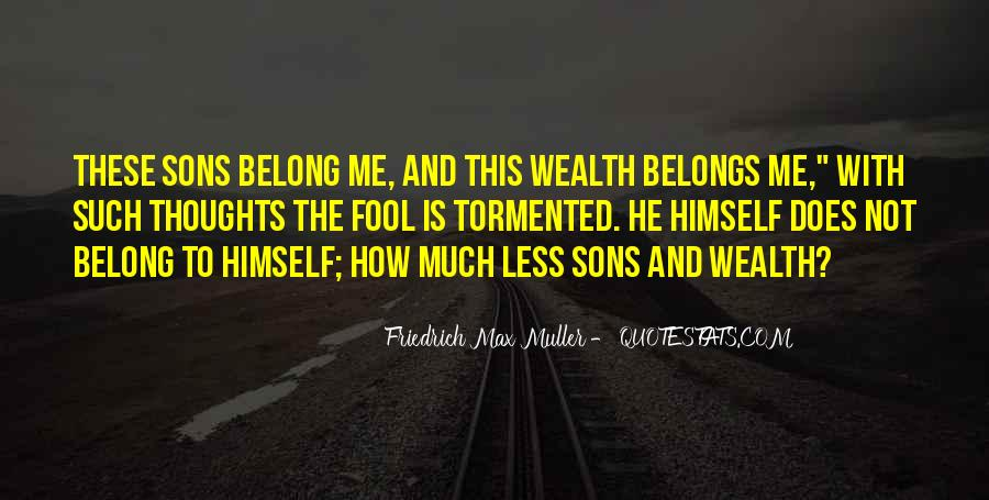 Belong To Me Quotes #214678