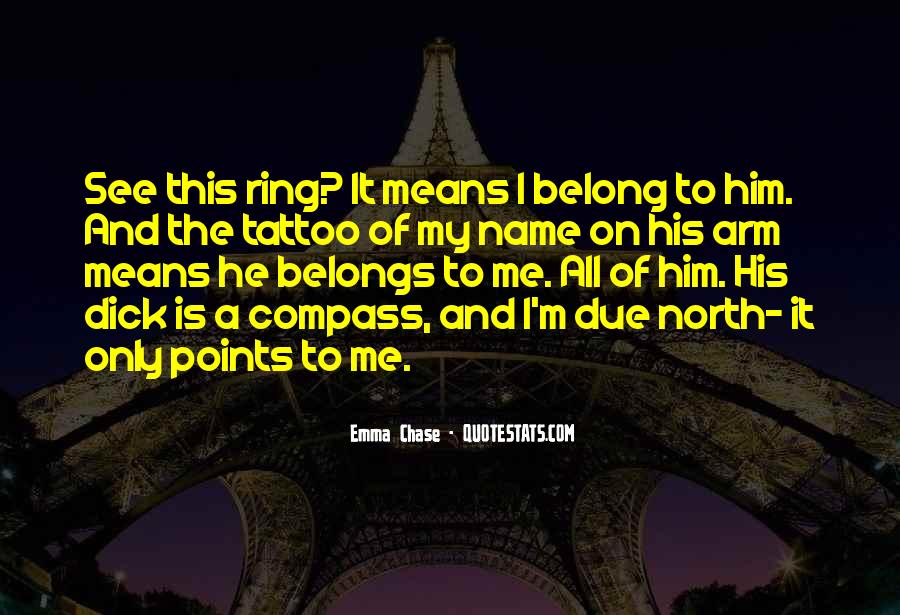 Belong To Me Quotes #280972