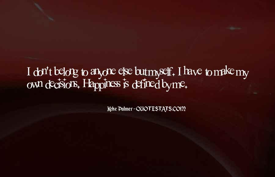 Belong To Me Quotes #350255