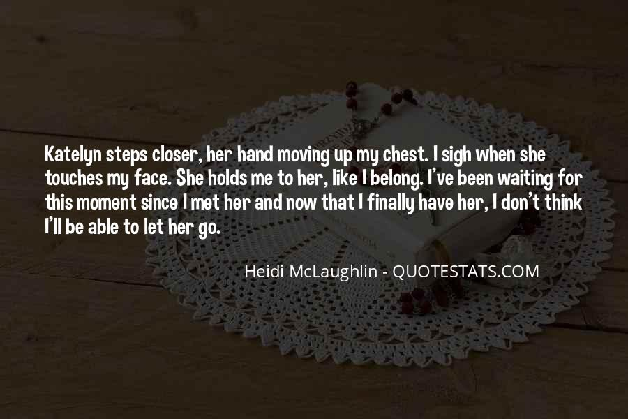 Belong To Me Quotes #37387