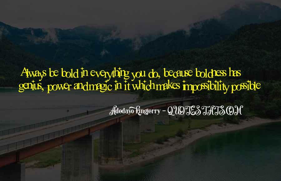 Ben Hunt Davis Quotes #1127175