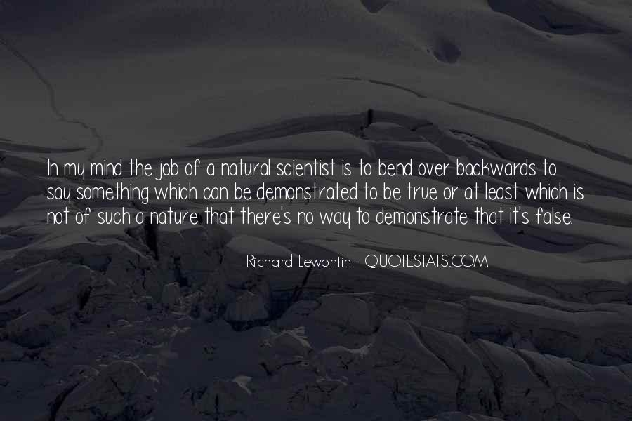 Bend Backwards Quotes #374926