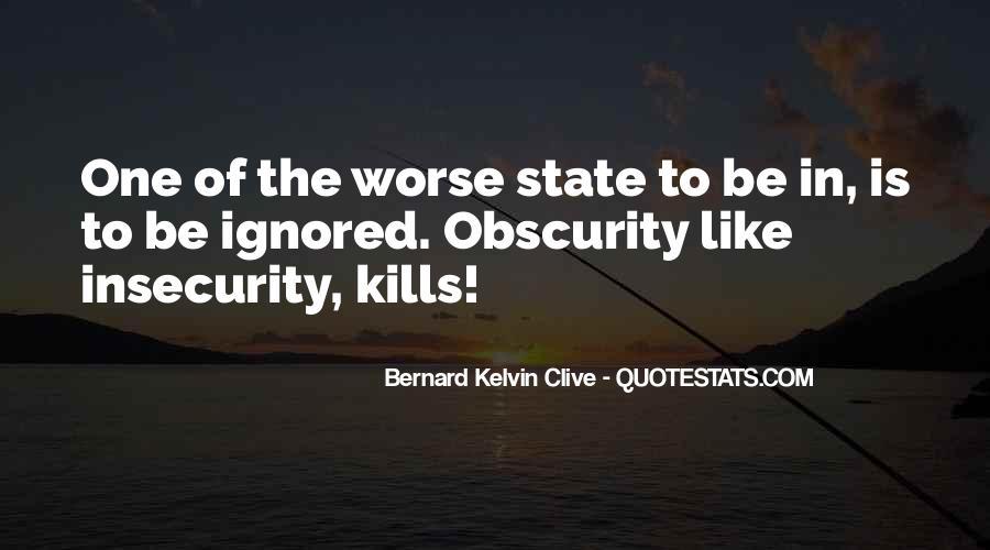 Bendigo Shafter Quotes #1051341