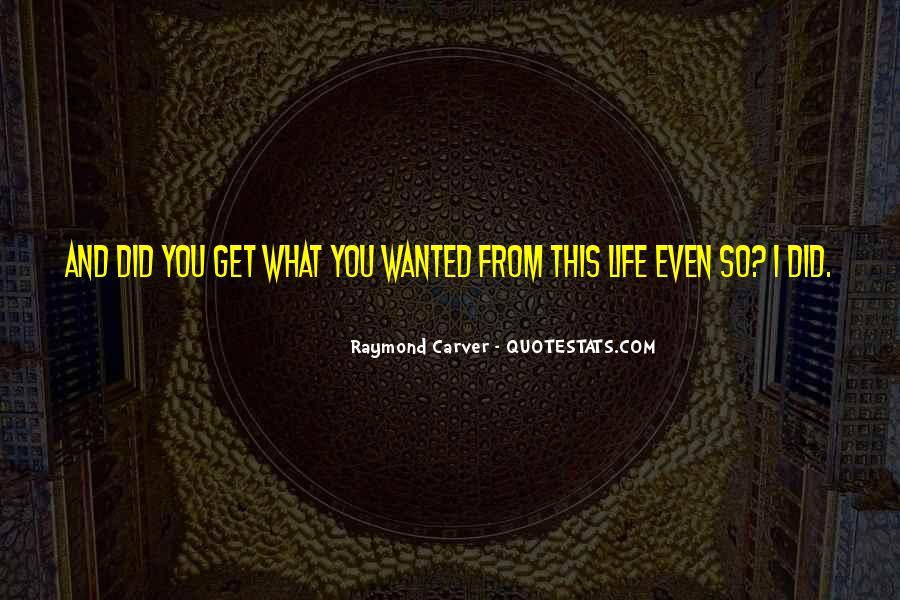 Bendigo Shafter Quotes #1511820