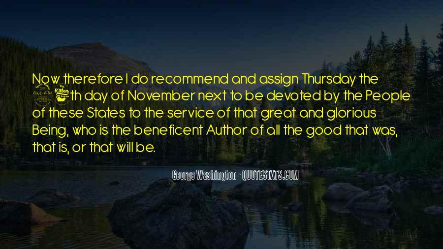 Beneficent Quotes #1438750