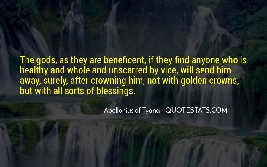 Beneficent Quotes #1715180