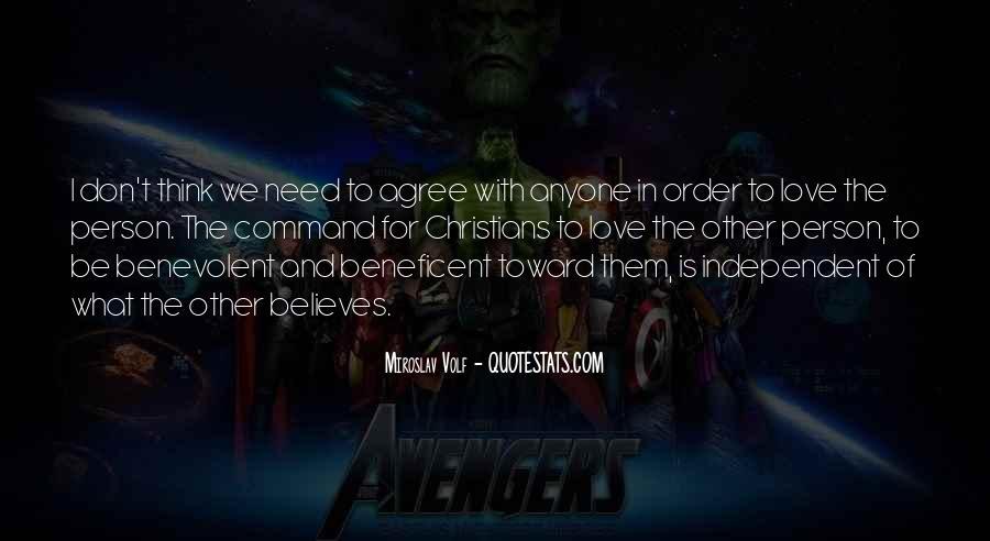 Beneficent Quotes #580055