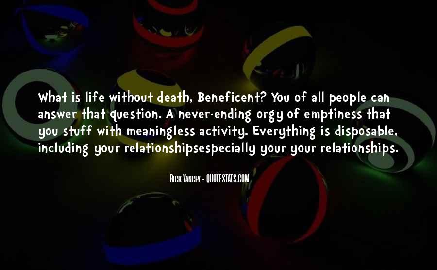 Beneficent Quotes #689521