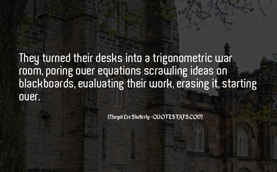Quotes About Math Trigonometry #262981