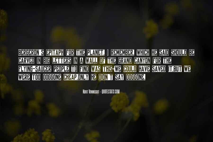 Bergeron Quotes #1210237