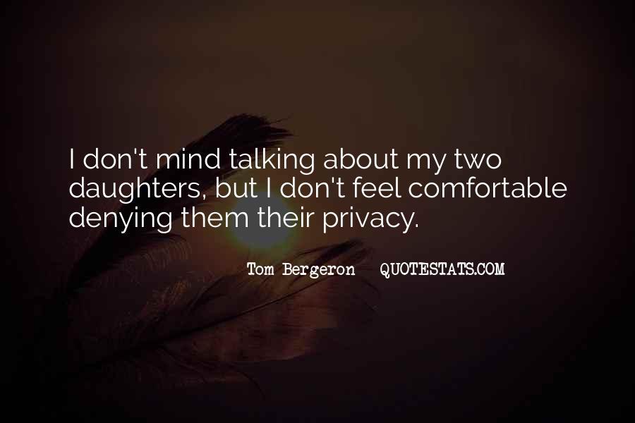 Bergeron Quotes #1557835