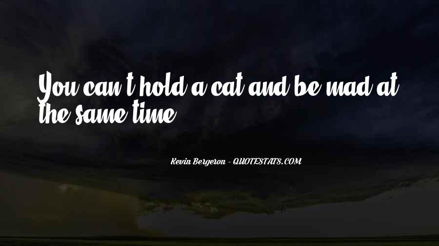 Bergeron Quotes #582099