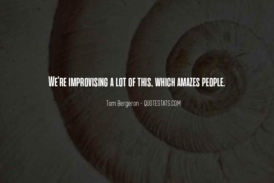 Bergeron Quotes #658185