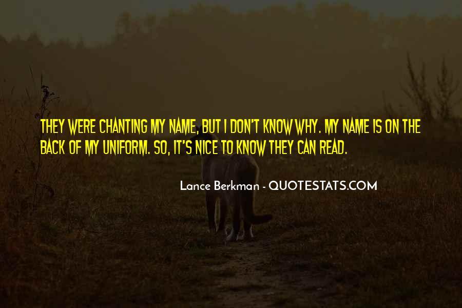 Berkman Quotes #124672