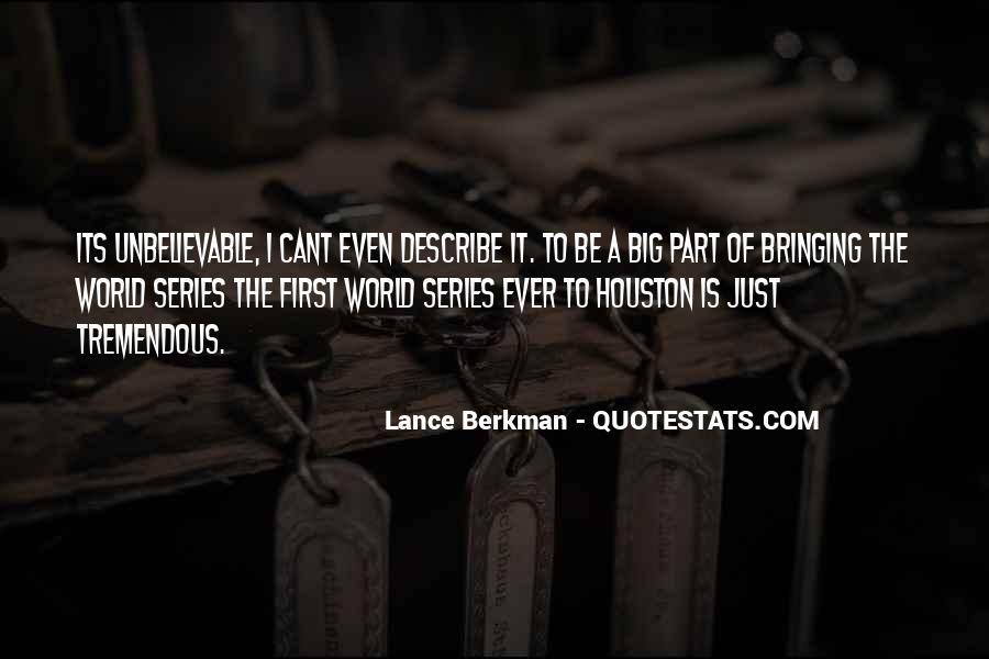 Berkman Quotes #135217