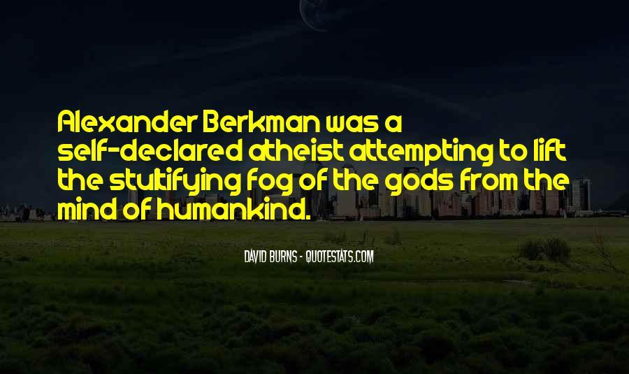 Berkman Quotes #1523690