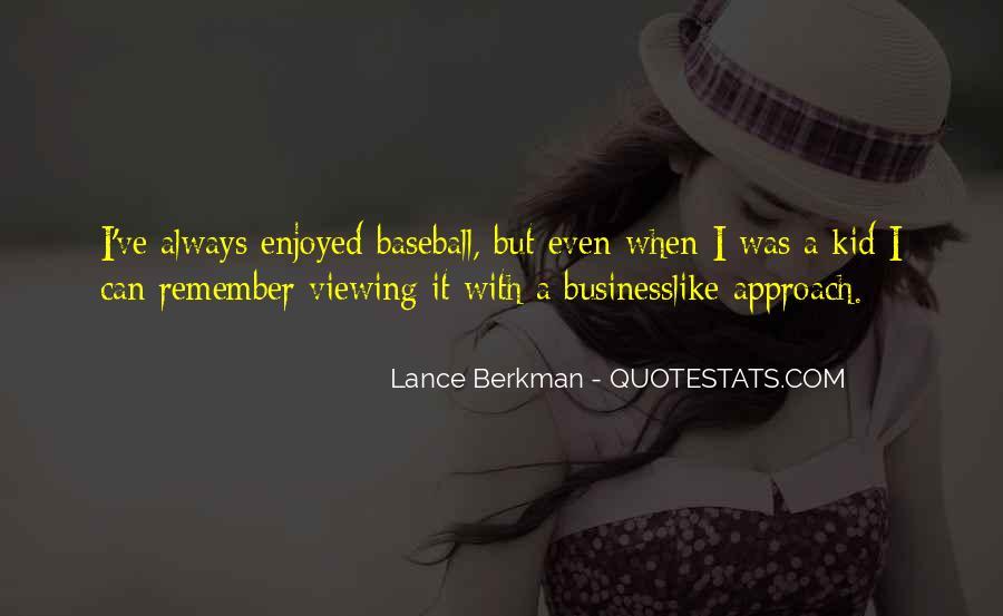 Berkman Quotes #412306