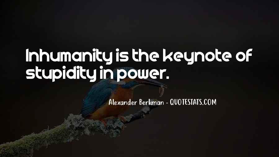 Berkman Quotes #972711