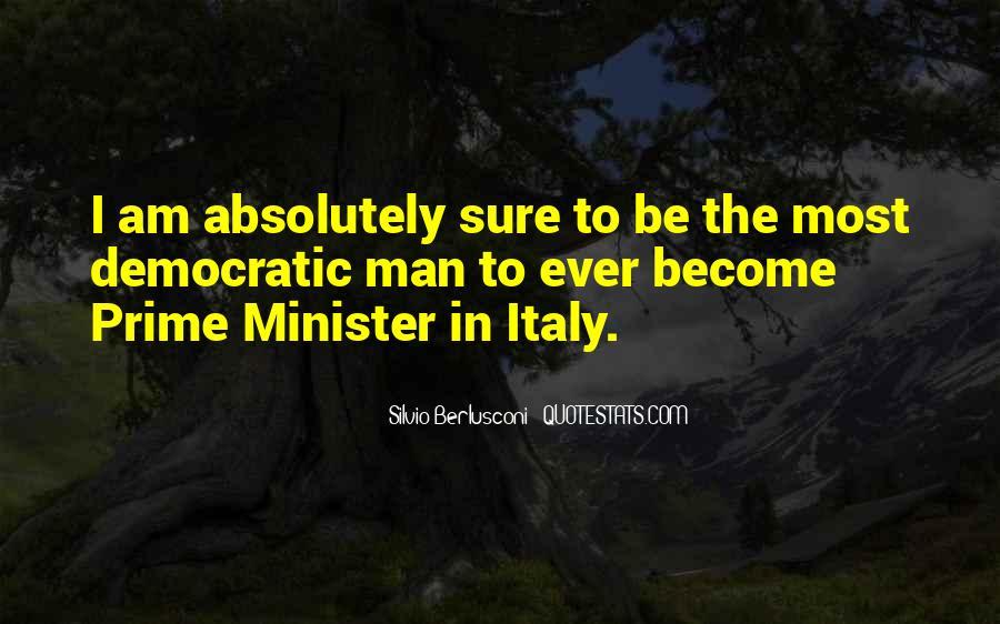 Berlusconi Best Quotes #100086