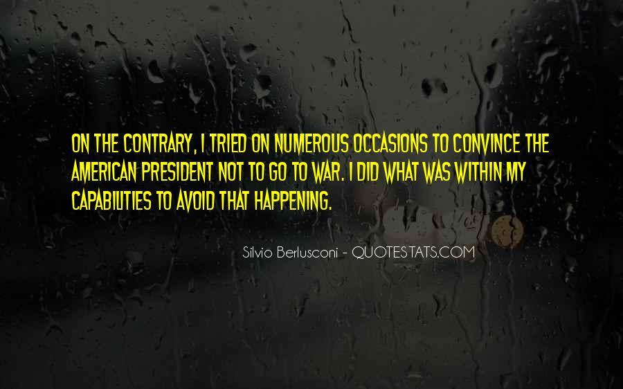 Berlusconi Best Quotes #101126
