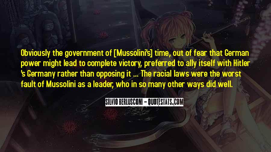 Berlusconi Best Quotes #1116740