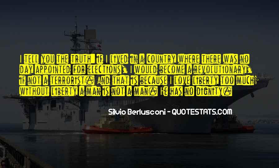 Berlusconi Best Quotes #377282