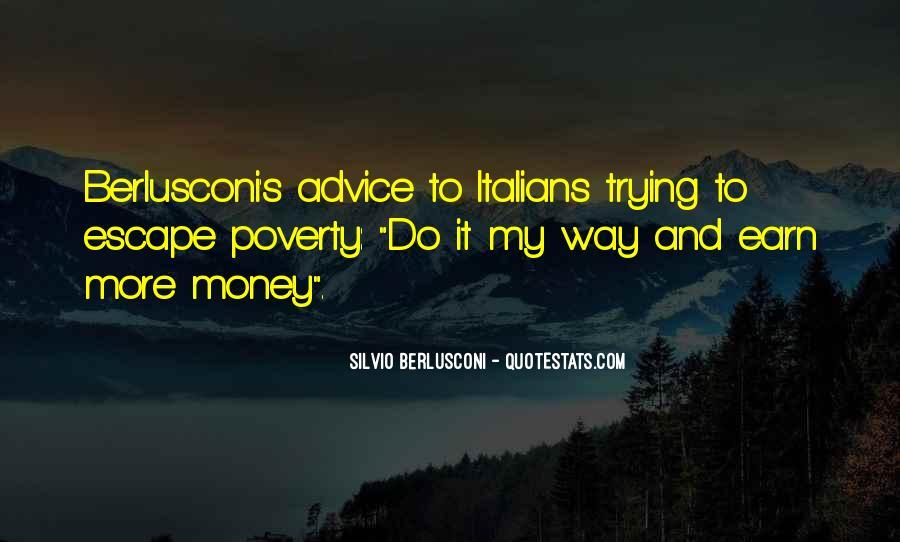 Berlusconi Best Quotes #475598