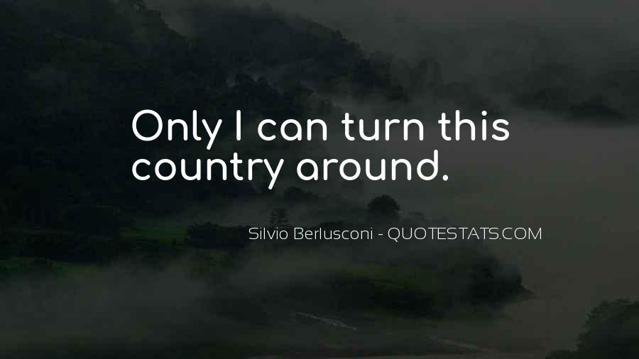 Berlusconi Best Quotes #509835