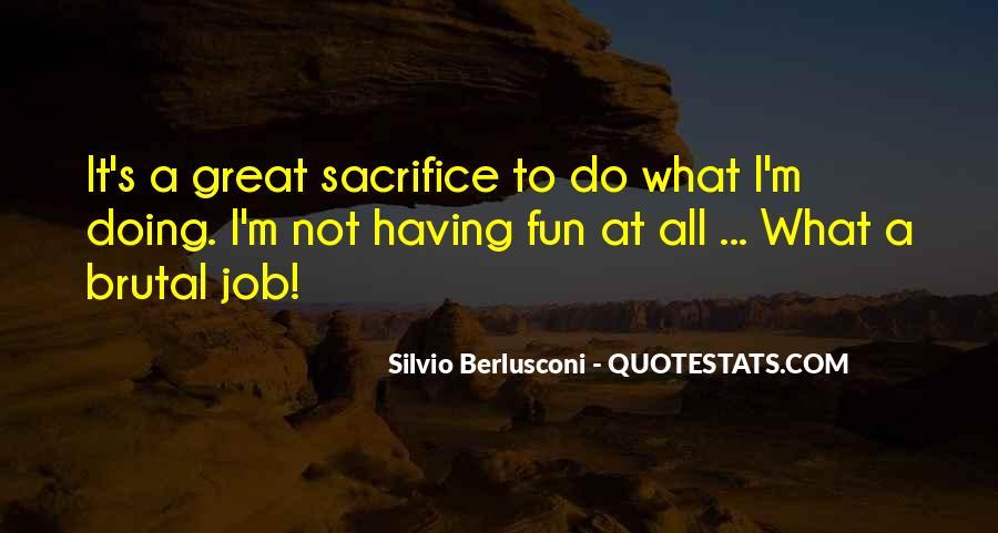 Berlusconi Best Quotes #610994