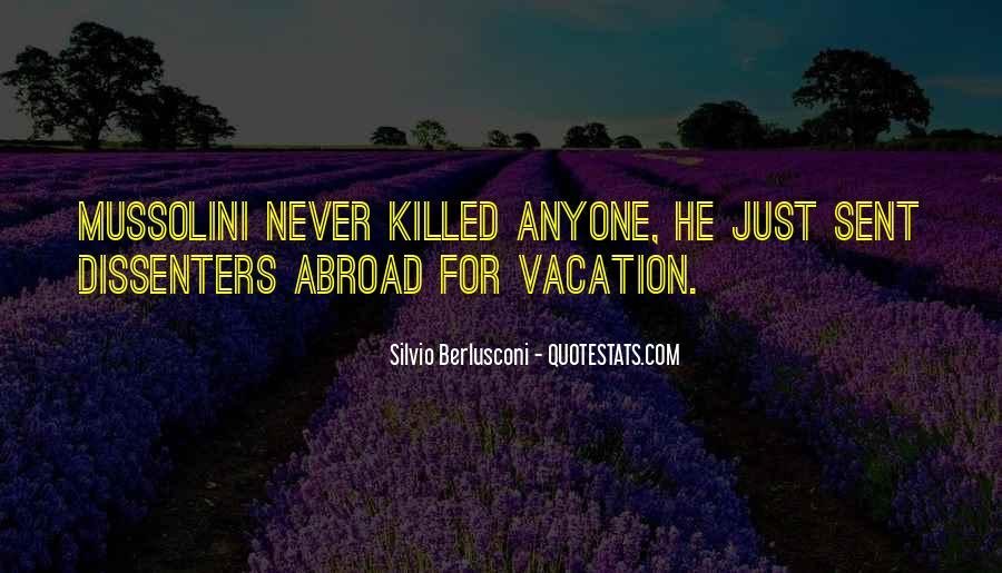 Berlusconi Best Quotes #77134