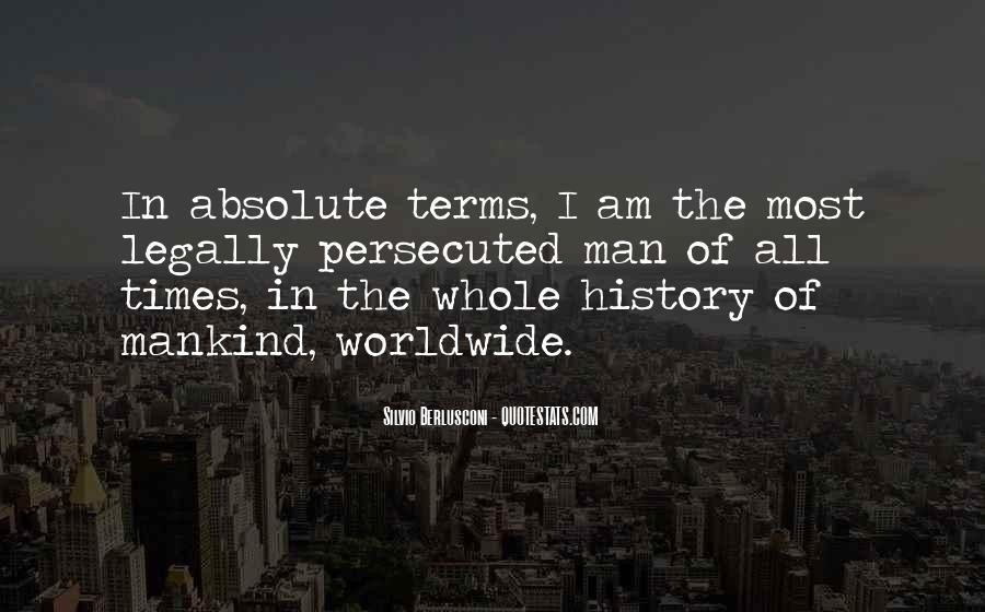 Berlusconi Best Quotes #905507