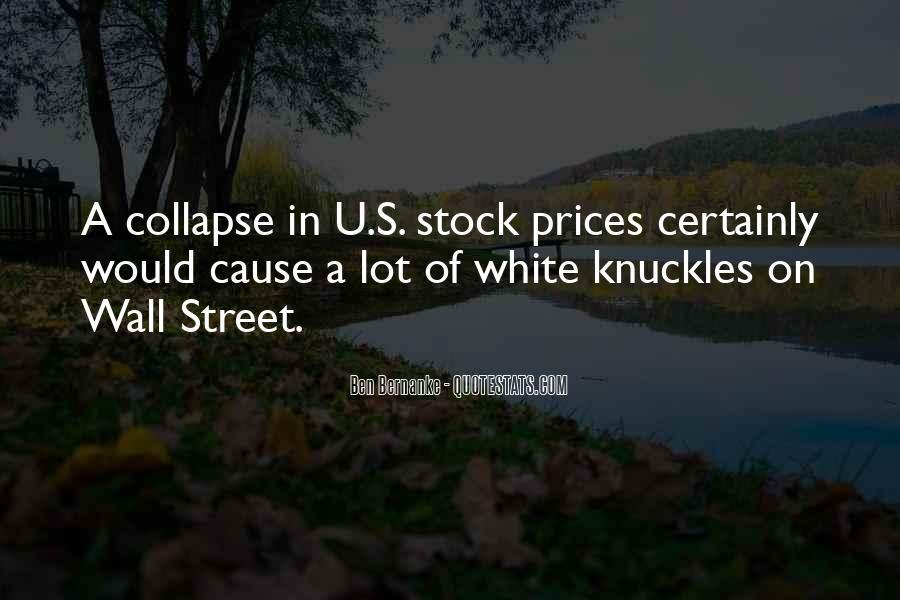 Bernanke Quotes #102414