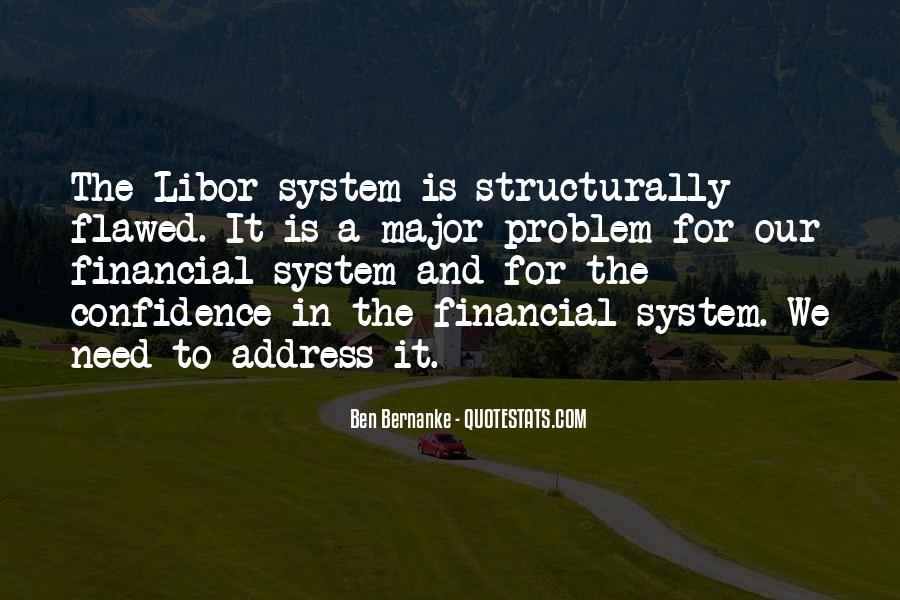 Bernanke Quotes #112326