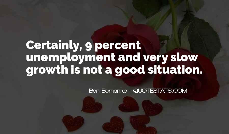 Bernanke Quotes #120048