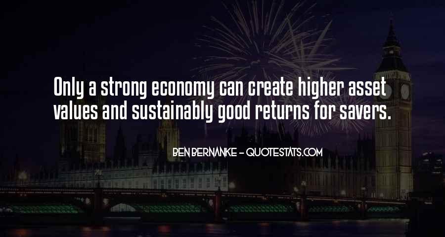 Bernanke Quotes #132582