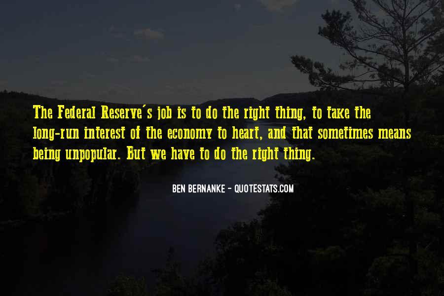 Bernanke Quotes #141659