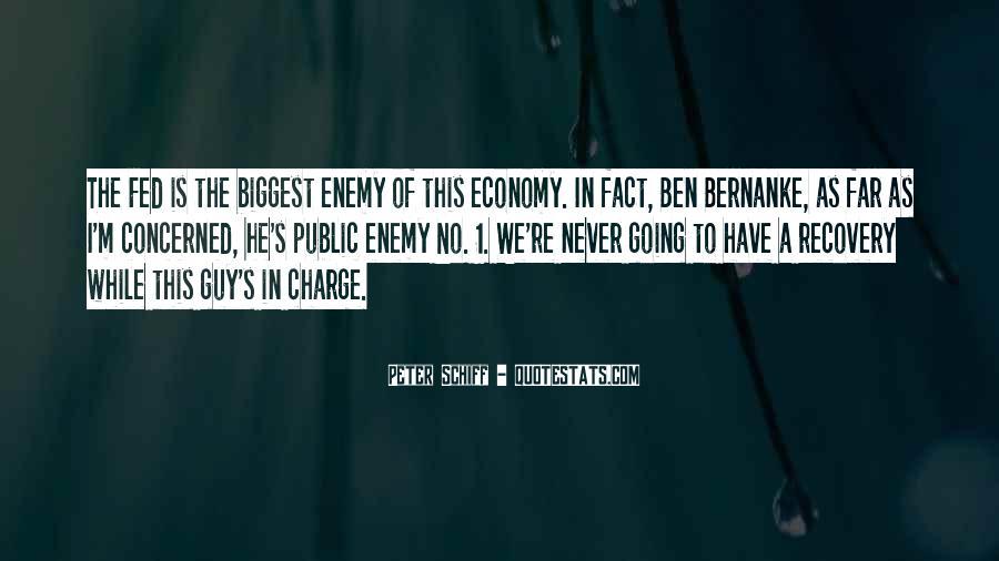Bernanke Quotes #144434