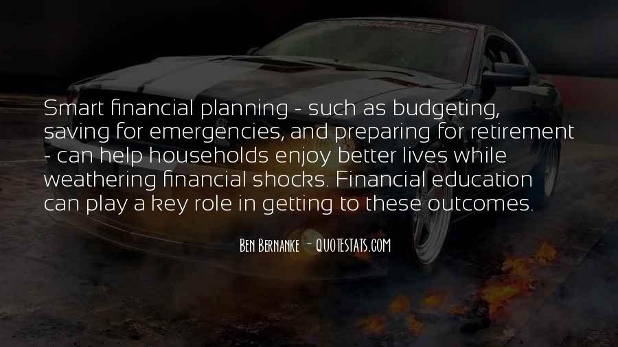 Bernanke Quotes #17844