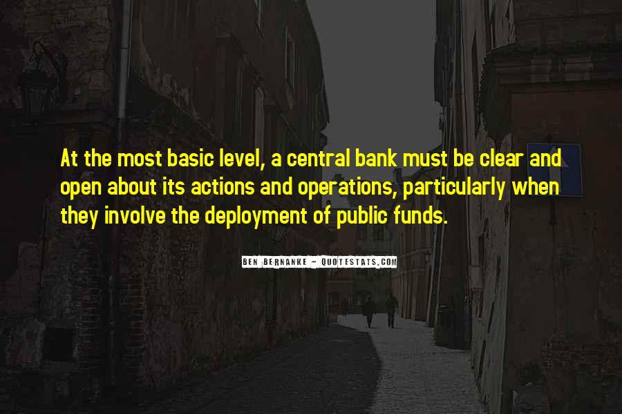 Bernanke Quotes #183049