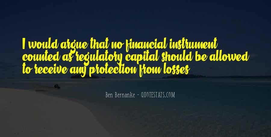 Bernanke Quotes #217273