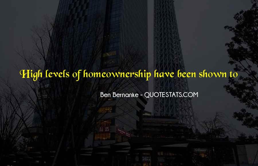 Bernanke Quotes #248155