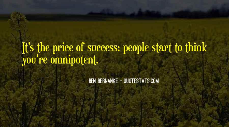 Bernanke Quotes #301249