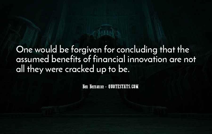 Bernanke Quotes #318932